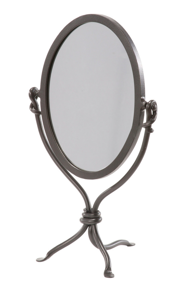 Queensbury Iron Table Mirror