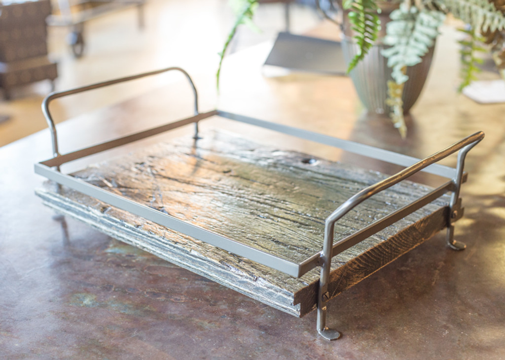 Ranch Wood Serving Tray