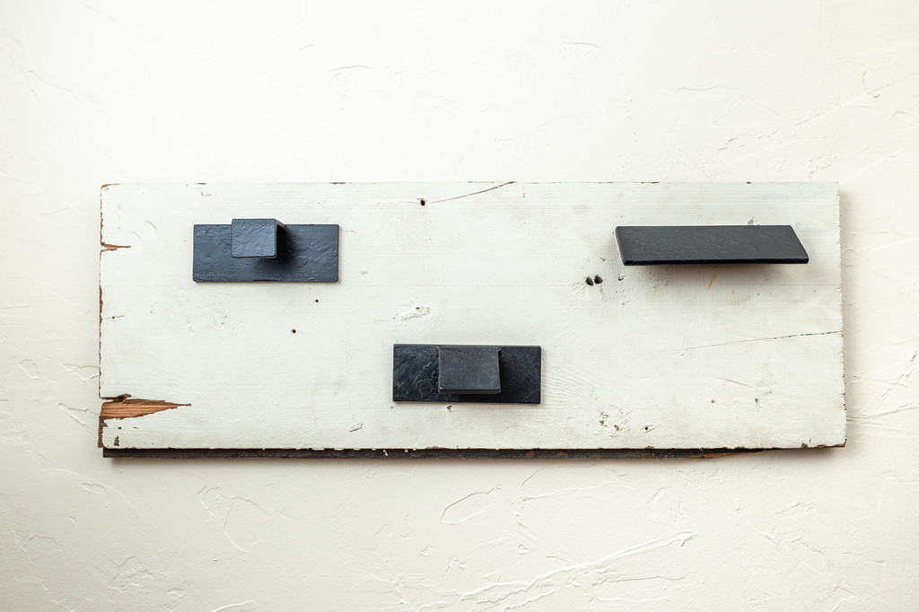 Urban Forge Slant Drawer Pull