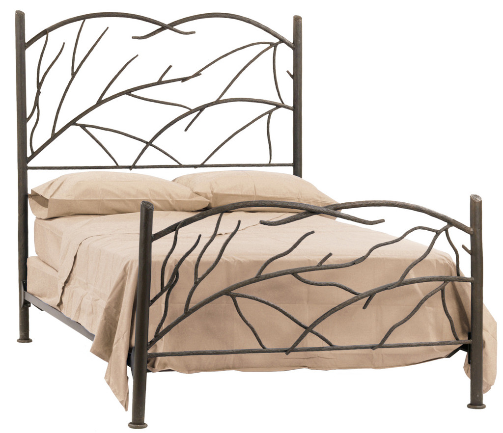Norfork Iron King Bed