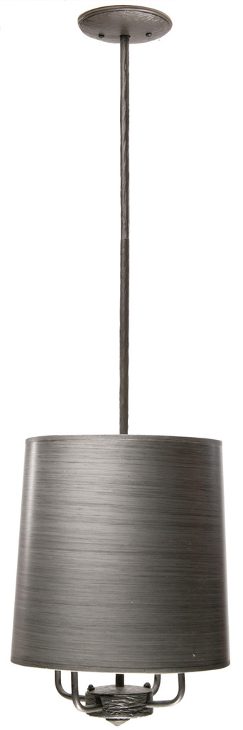 Cedarvale 4 Arm Iron Pendant Lamp