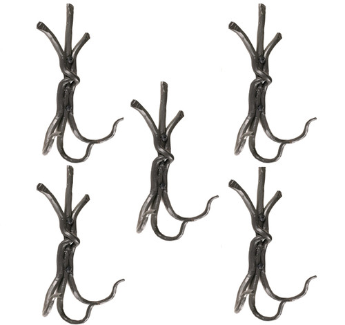 Rush Triple Hook- 5 Piece Set