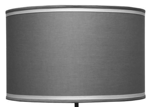 Charcoal Lamp Shade 15x15x11