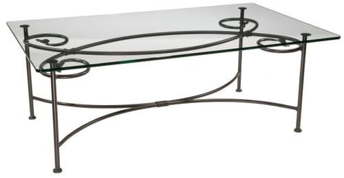 Leaf Cocktail Table