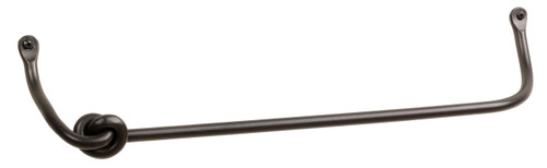 Knot Towel Bar 16 Inch