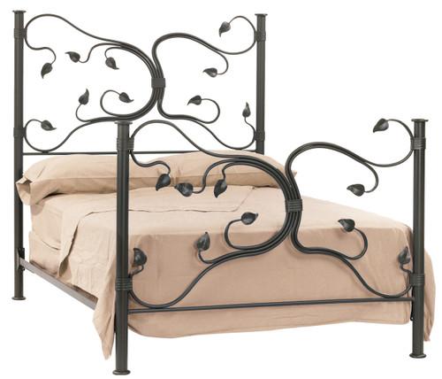 Eden Isle Iron Full Bed
