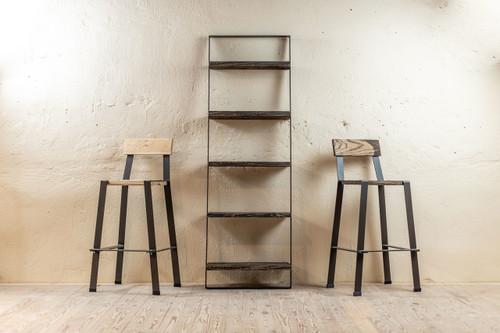 Urban Forge Ladder Wall Shelf