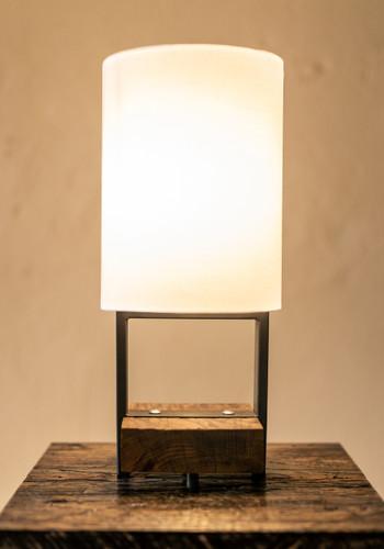 Urban Forge Square Lamp