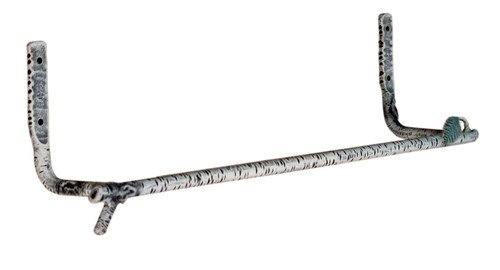 Whisper Creek Iron 16 Inch Towel Bar