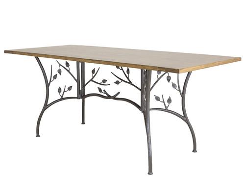 Iron folding table rustic folding table stone county ironworks watchthetrailerfo