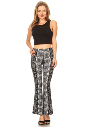 The VIBE Bell Bottom Pant
