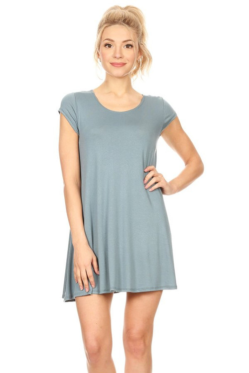 The VIBE Swing Dress