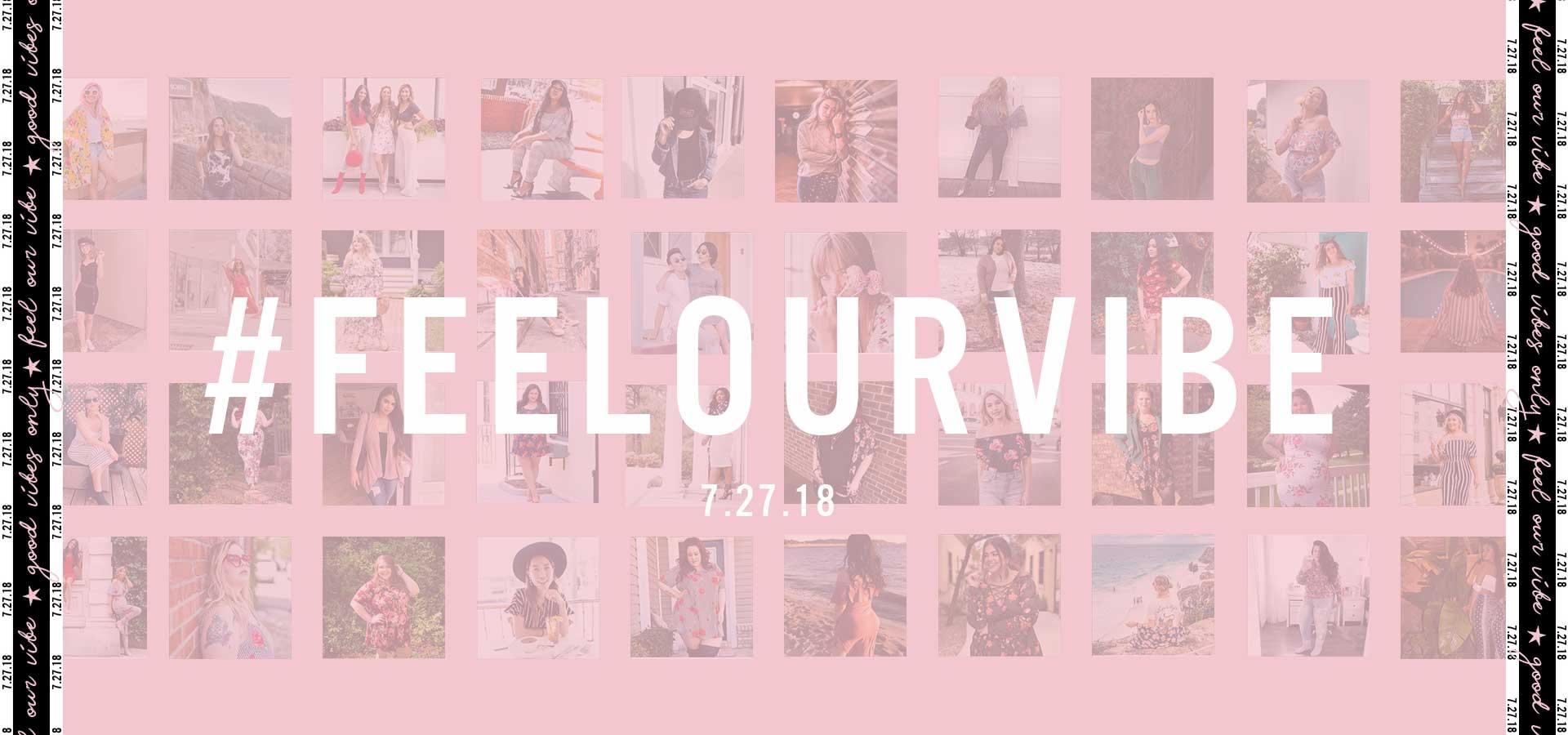 #FeelOurVIBE 2018