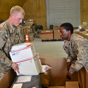 What Service Members Really Want in a Care Package