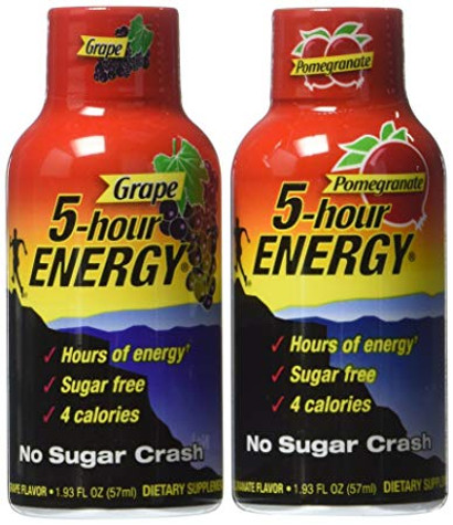 5 Hour Energy (Set of 2)