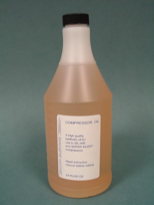Silent air compressor oil