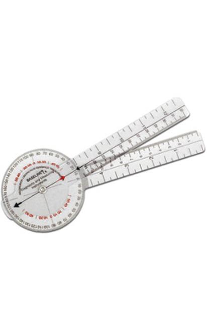 """Goniometer - Plastic - 360° ISOM 8"""" (20cm)"""