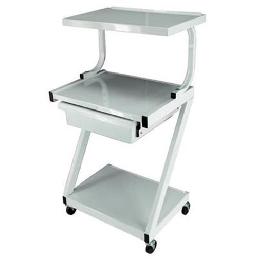 Z99T Specialty Deluxe equipment cart with drawer