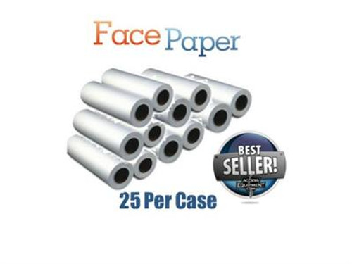 Headrest Paper Smooth- Qty  25 rolls 225 Feet per Roll