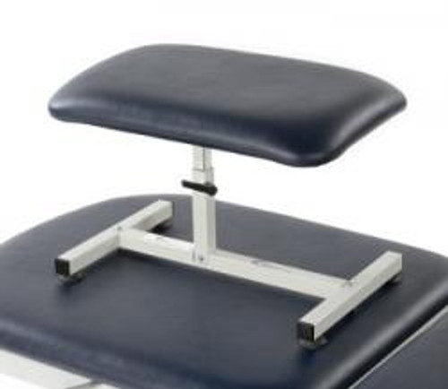 Decompression Table Leg Stool- Black Upholstery