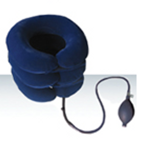 Home cervical Traction Unit - Pneu Neck II Portable Cervical Traction