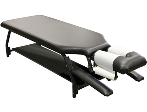 Therapy Table with Tilt Head and Shelf - EB8000SH