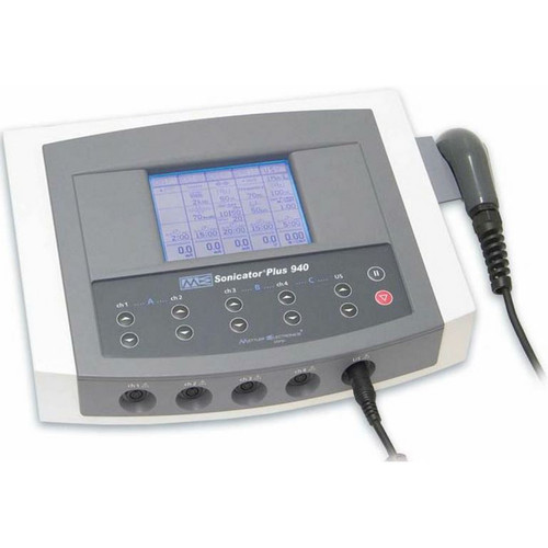 Mettler Sonicator Plus 940 4 Channel Combo Unit