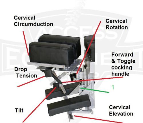 Omni Elevation Air Drop Table