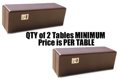 SI 1000 IST Table - QTY 2 MINIMUM