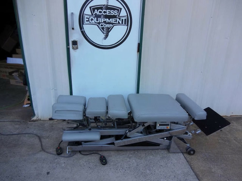 Used Lloyd Galaxy 900 HS Hylo & Elevation Table with 5 Manual Drops