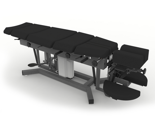 X-Pro Plus Elevation Drop Table with Gas Spring Pelvic & Headpiece