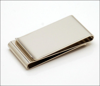 Personalized Quality Double Sided Money clip