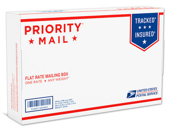 Shipping upgrade to USPS Priority Mail