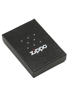 Personalized Genuine Chimney Design High Polish Zippo Lighter