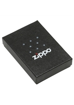 Personalized Red Matt Zippo Lighter