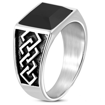 Personalized Biker Ring