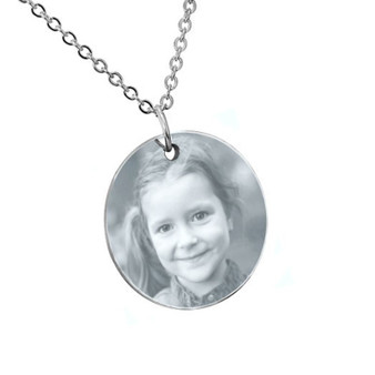 Personalized Pendant