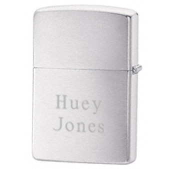 Personalized Jack Daniel's Genuine Zippo Lighter