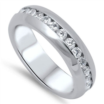 Personalized Eternity Ring