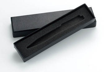 Black Brass Ballpoint Pen - Free Engraving