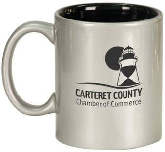 engraved coffee mug