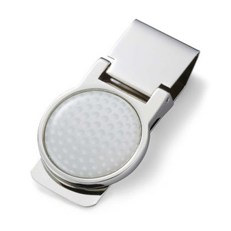 Personalized Golf Ball Design Money clip