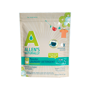Allen S Naturally Laundry Detergent Where To Buy
