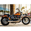 Bassani Road Rage 3 Stainless Exhaust for 1991-2017 Harley Dyna