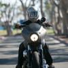 Biltwell Lane Splitter Helmet Flat Titanium