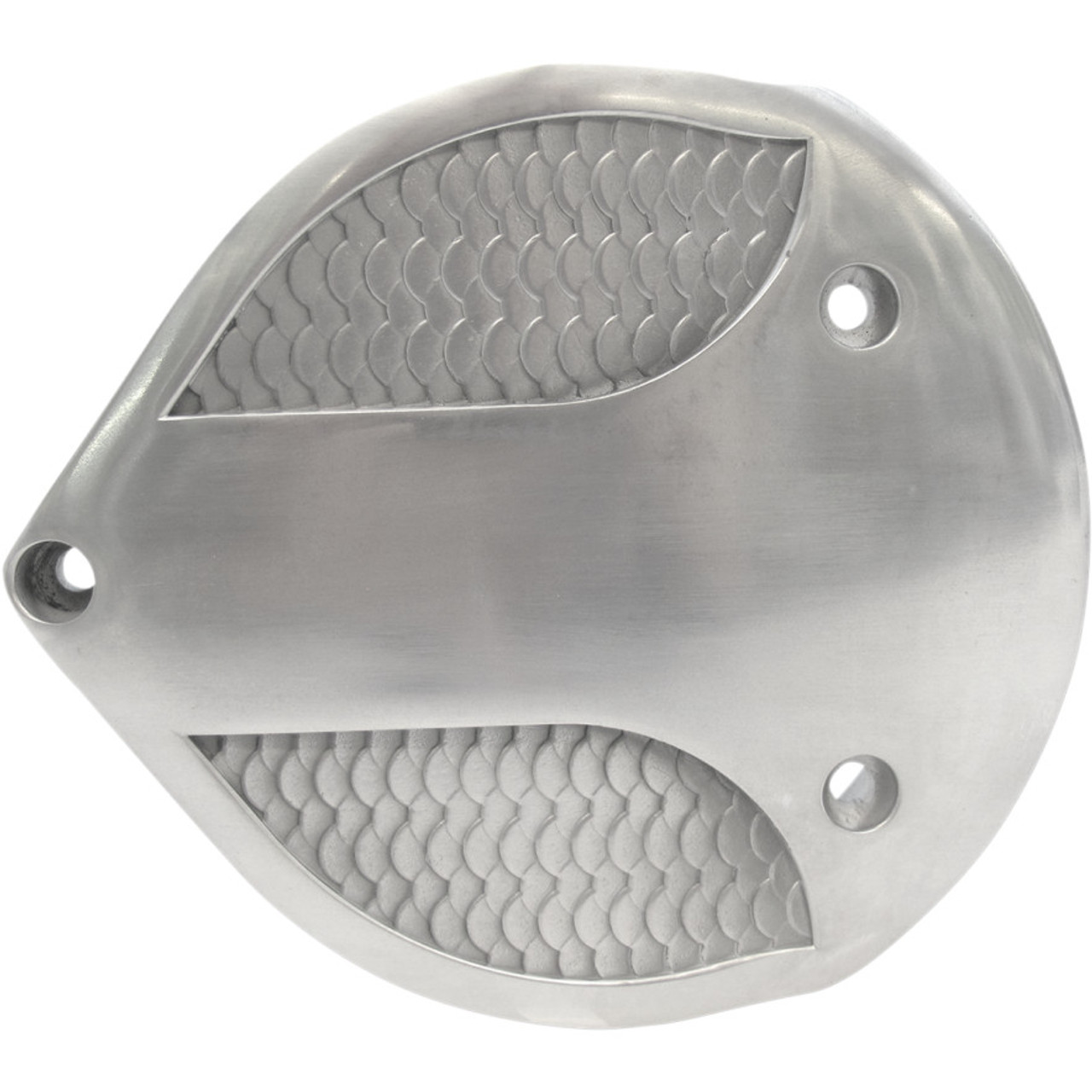 Air Cleaner Cap : Lowbrow customs fish scale air cleaner cover for s carbs