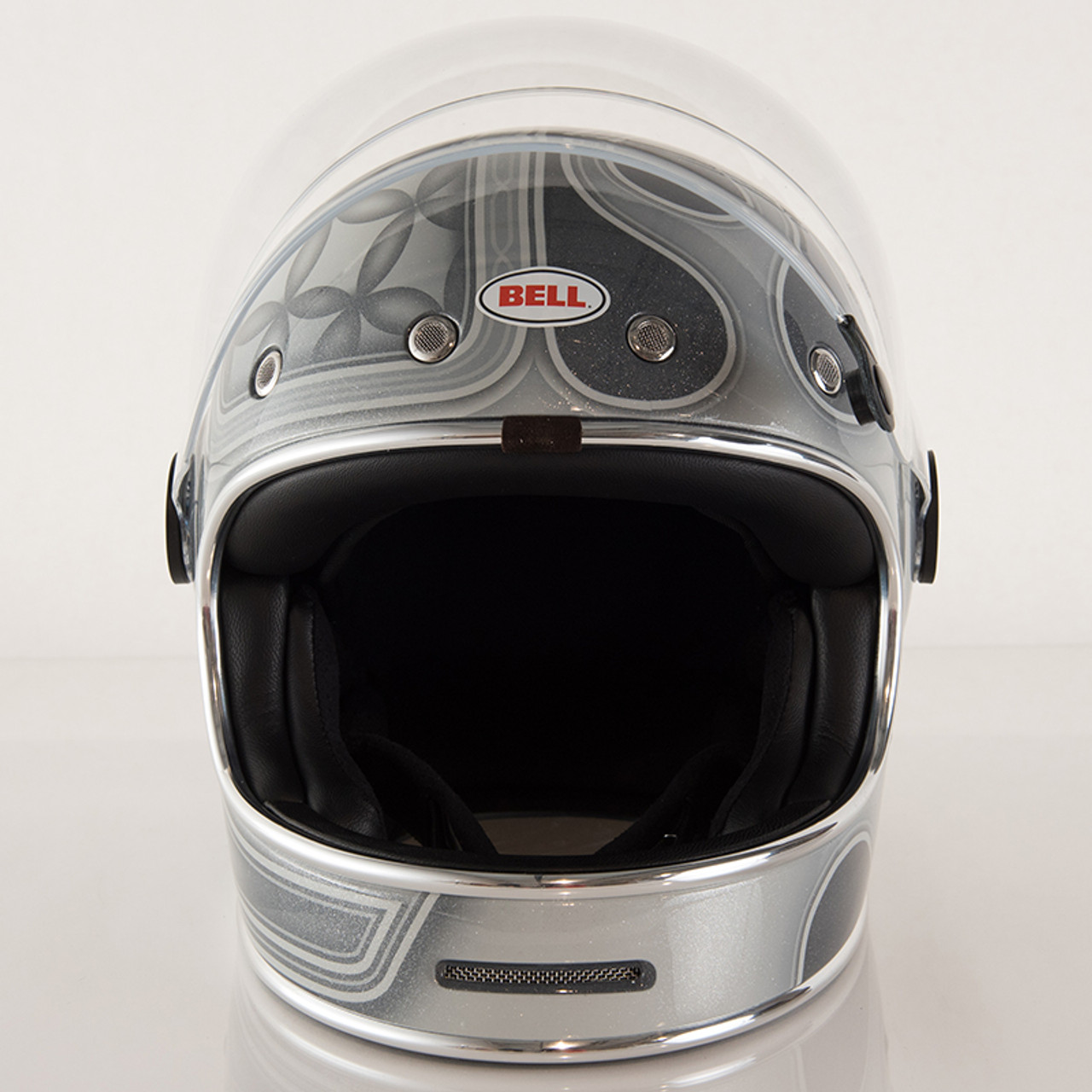 Bell Bullitt Special Edition SE Chemical Candy Grey Helmet