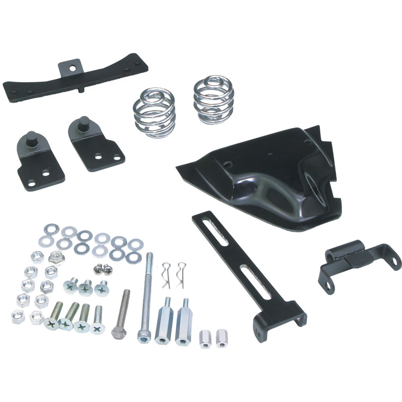 West-Eagle Solo Seat Mounting Kit for Harley Sportster - Get Lowered ...