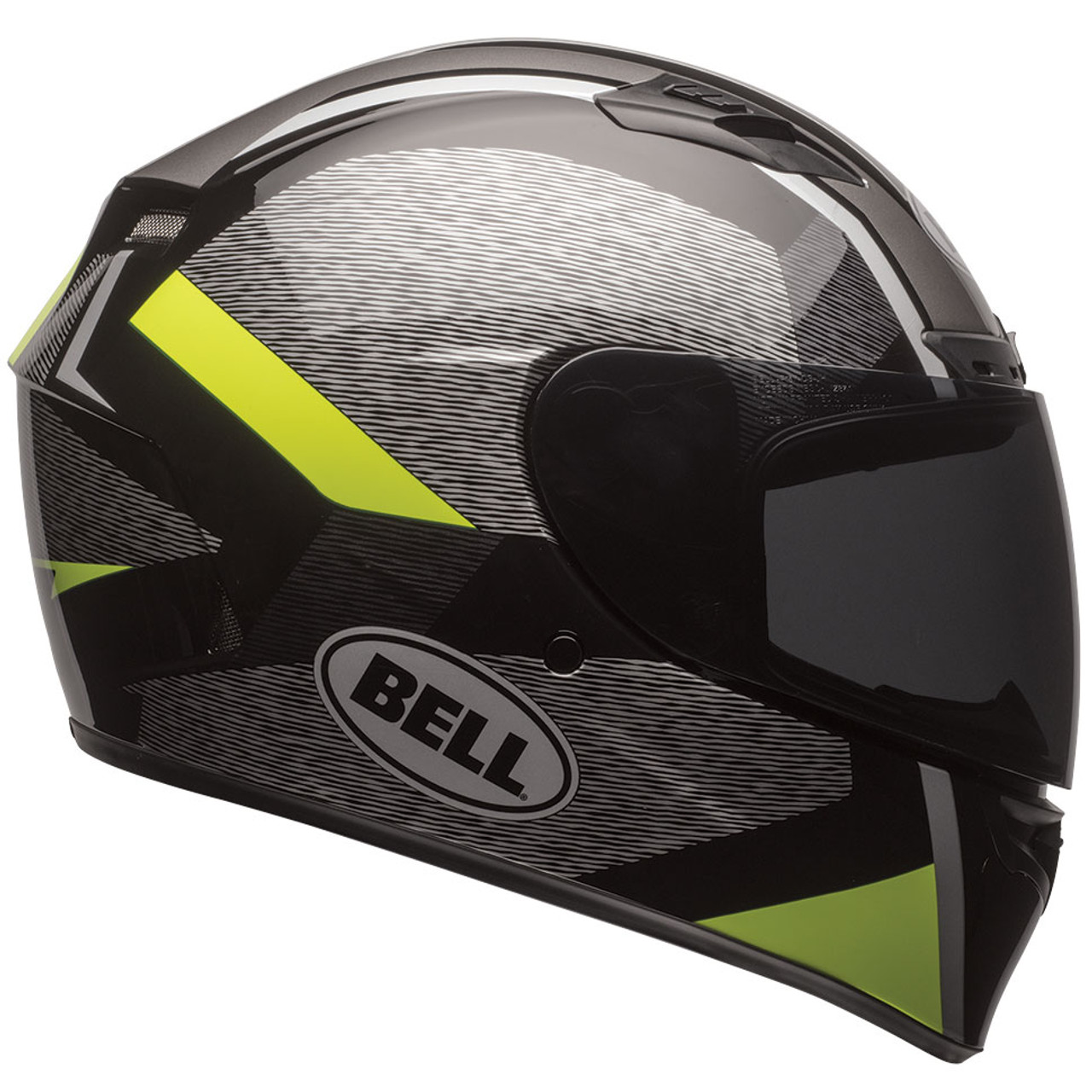 Bell Qualifier DLX Accelerator Motorcycle Helmet - Get Lowered Cycles 16c4528fa78