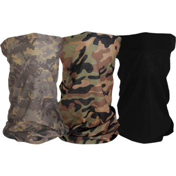 Zan Headgear Army Motley Tube 3-Pack